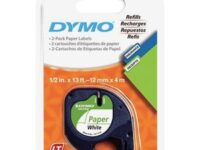 dymo-10697-white-labelling-tape
