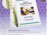 marbig-25101-clear-sheet-protectors