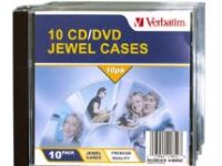 Verbatim-41852-CD-DVD-Jewel-Case-10-pack