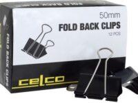 celco-celco-no.-5-black-foldback-clip