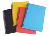 Spirax-56512P-Pink-note-book-200-Pages-pack-Genuine