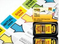 post-it-684ast1-multicolour-folder-markers