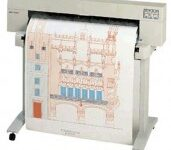 HP-DesignJet-330-Wide-format-Printer