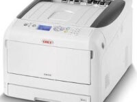 Oki-C833DN-Double-sided-Network-Printer
