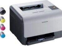 Samsung-CLP-300-Printer