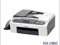 Brother-FAX-2480C-printer