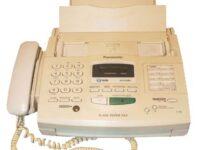Panasonic-KXF1016-Fax-Machine