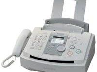 Panasonic-KXFL501-Fax-Machine-fax-rolls