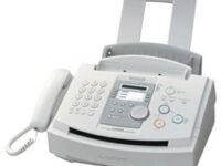 Panasonic-KXFL502-Fax-Machine-fax-rolls