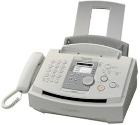 Panasonic KXFP85 Fax Machine