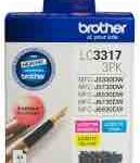 brother-lc3317cl3pk-colour-ink-value-pack