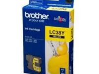 brother-lc38y-yellow-ink-cartridge