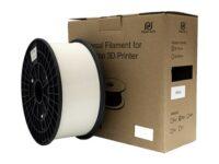 Makerbot-LFD002WQ7J-white-PLA-filament-1-Kg-pack-Compatible