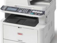 oki mb472dnw mono laser printer