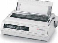 Oki-ML3410-dot-matrix-printer