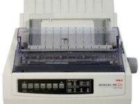 Oki-ML390-Printer