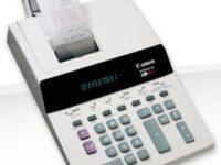 Canon-PP29DIV-printng-2-colour-Calculator