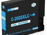Canon-PGI2600XLC-cyan-ink-cartridge-Compatible