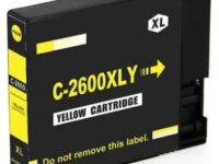 Canon-PGI2600XLY-yellow-ink-cartridge-Compatible