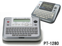 Brother-P-Touch-PT-1280-Electronic-Labelling-Machine-labelling-tapes