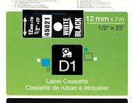 dymo-s0720610-white-print-on-black-labelling-tape