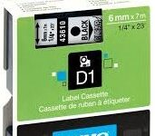 dymo-s0720770-black-print-on-clear-labelling-tape