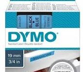 dymo-s0720860-black-print-on-blue-labelling-tape
