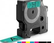 dymo-s0720890-black-print-on-green-labelling-tape