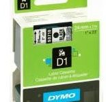 dymo-s0720930-black-print-on-white-labelling-tape
