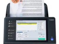 CANON-ImageFormula-SF400-desktop-duplex-scanner