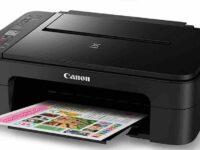 Canon-Pixma-TS3160BK-colour-inkjet-wireless-multifunction-printer