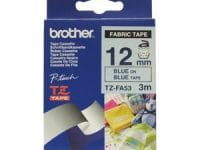 brother-tzefa53-blue--on-light-blue-fabric-iron-on-labelling-tape