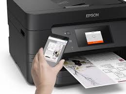 Epson WF3725 Inkjet printer