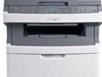 Lexmark-X364DW-Printer