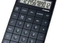 Canon-XMARK1BK-desktop-wireless-keypad-black-calculator